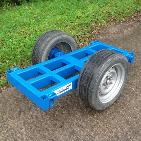 Balkenwagen - Zwaar model - 2 ton
