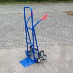 Steekwagen voor trappen - 150kg