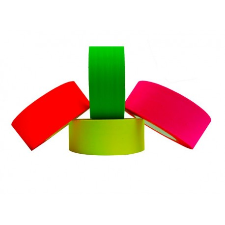 Fluo / neon tape