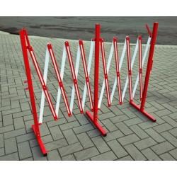 Schaarhek - Metaal- Uittrekbaar tot 4m