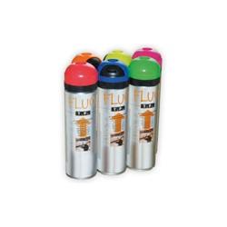 Tijdelijke Fluo Spray