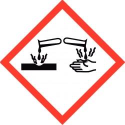 CLP - Corrosieve stoffen