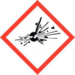 CLP - Explosieve stoffen