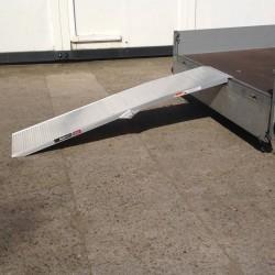 Aluminium Oprijplaat Opklapbaar - 500kg